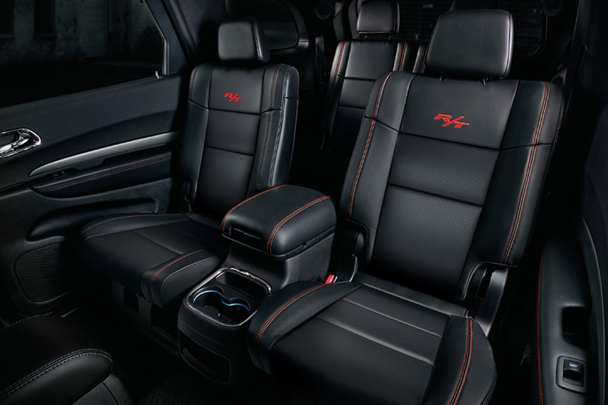 Dodge Durango Interior Seating