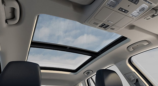 Buick Envision Moonroof