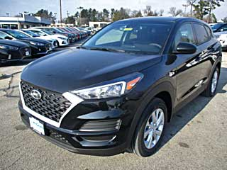 Hyundai Tucson Offer