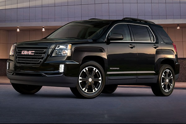 GMC Terrain Exterior features