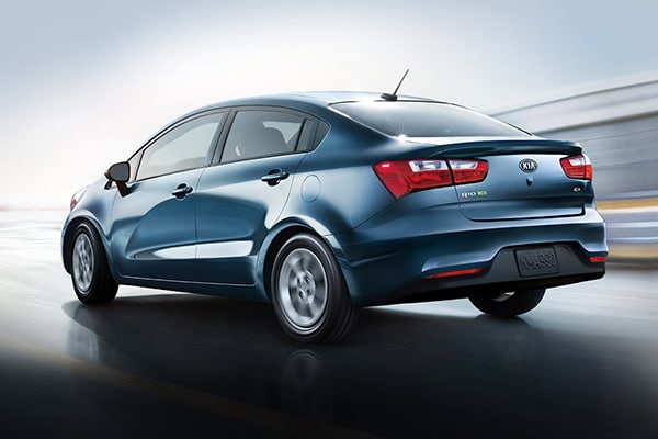 Kia Rio Safety Features