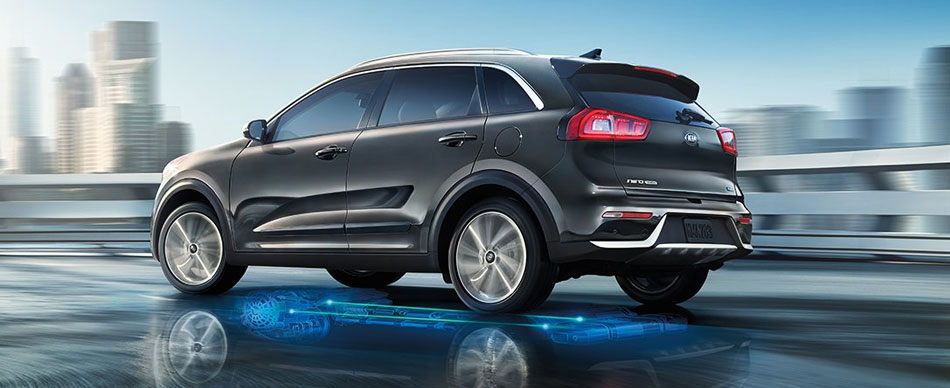 2018 Niro Fuel Efficient Hybrid System