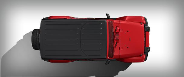 2017 Jeep Wrangler Unlimited Hardtop