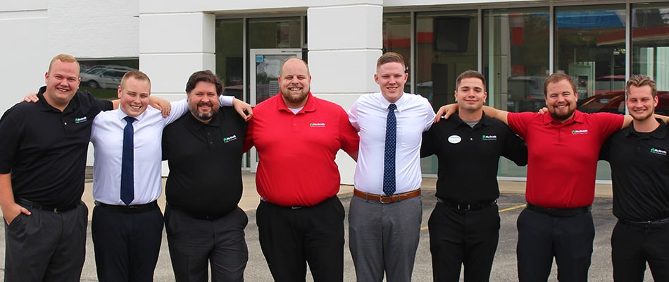 Marion Used Car Superstore Sales Team