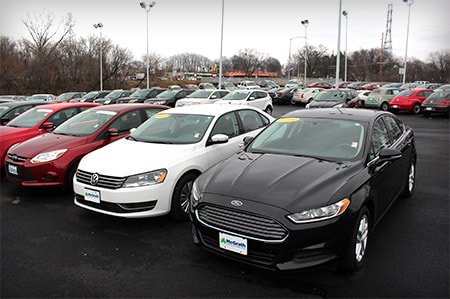 McGrath used car selection