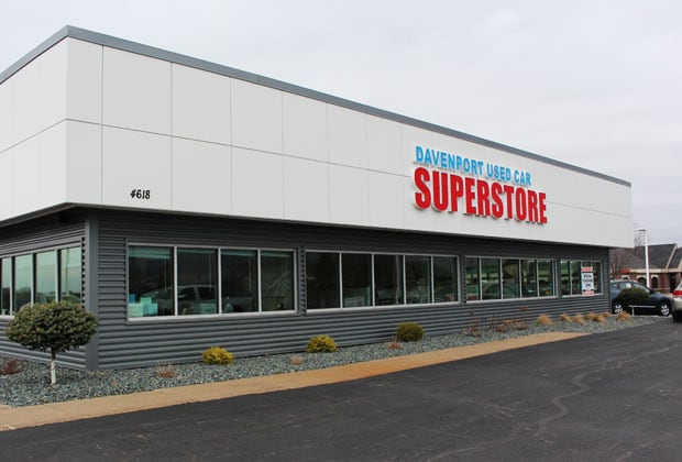 Davenport Used Car Superstore