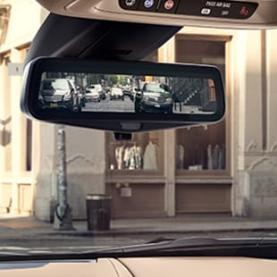 2017 Cadillac XT5 Rear view Camera