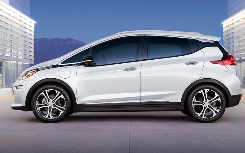 2019 Chevy Bolt Side View