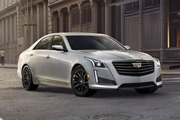 Cadillac CTS Safety features