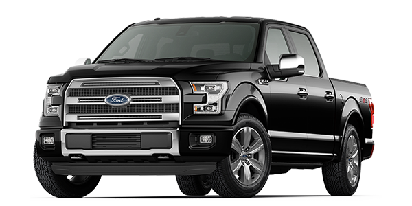 Ford F150 at McGrath Auto