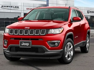 New Jeep Compass Offer