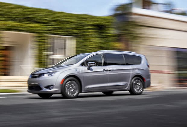 2017 Chrysler Pacifica Safety Features