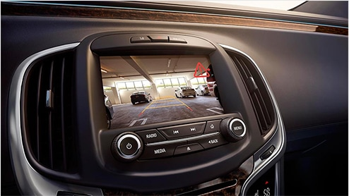 Safety Features in the Buick LaCrosse