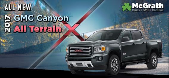 2017 GMC Canyon All Terrain X For Sale | Cedar Rapids - Iowa