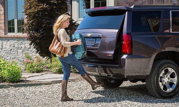 GMC Yukon Liftgate