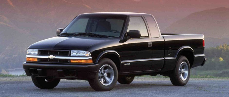 Used Chevy S-10 for sale