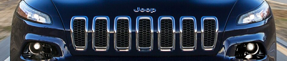 Jeep Cherokee Front Grill
