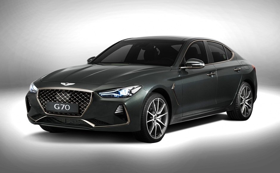 2019 Genesis G70 for sale