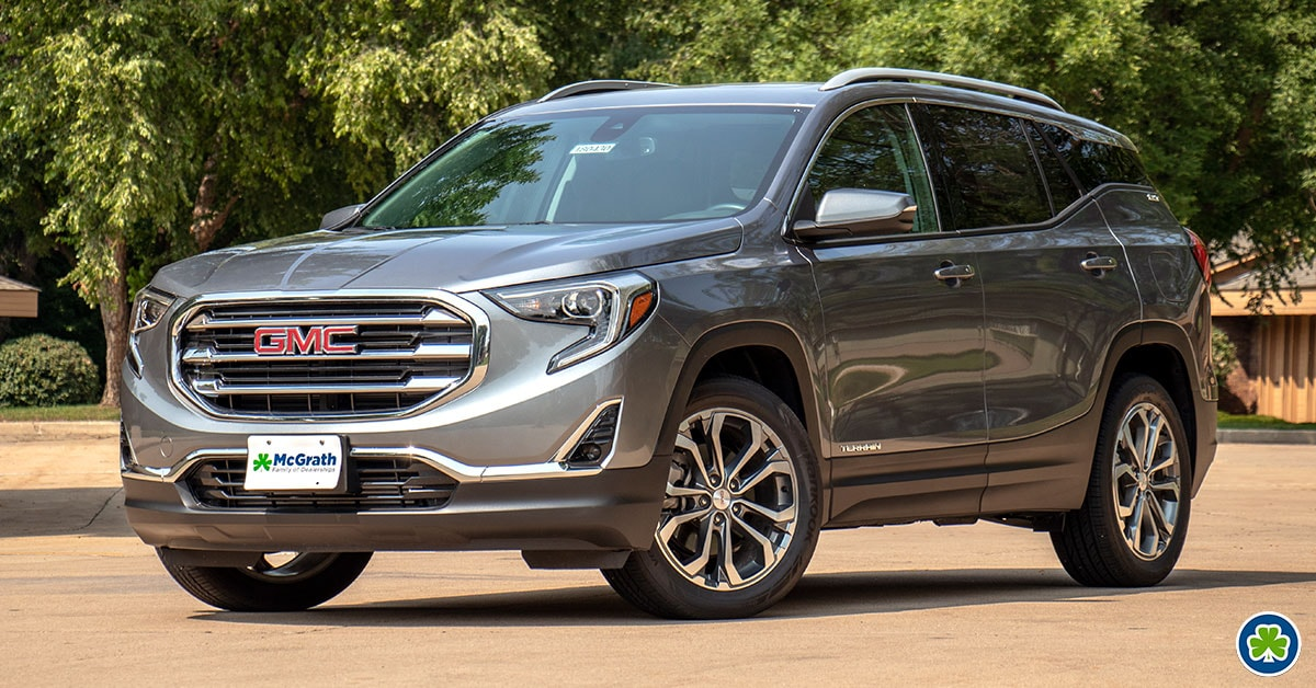 2019 GMC Terrain for Sale in Cedar Rapids Iowa