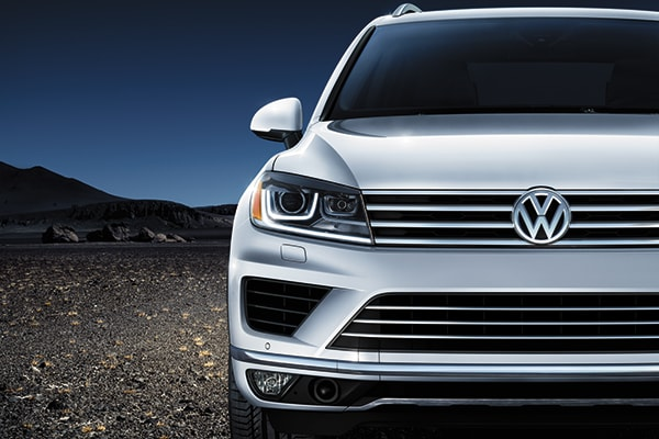 Volkswagen Touareg LED Headlights