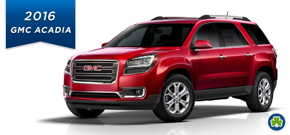 2016 GMC Acadia | Cedar Rapids Iowa City Dubuque - McGrath Auto