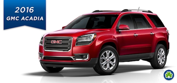 2016 Gmc Acadia Cedar Rapids Iowa City Dubuque Mcgrath Auto