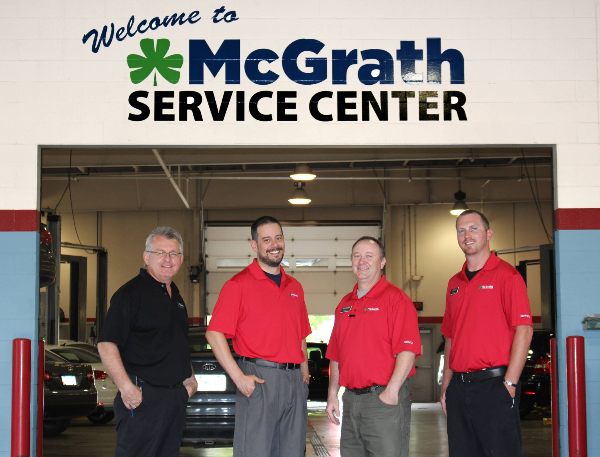 McGrath Volkswagen of Hiawatha Service Center Oil Change