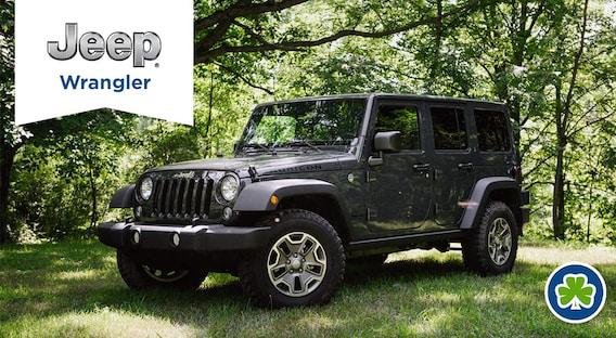 Jeep Dealers In Iowa >> Jeep Wrangler For Sale Jeep Dealer Iowa City Mcgrath Auto