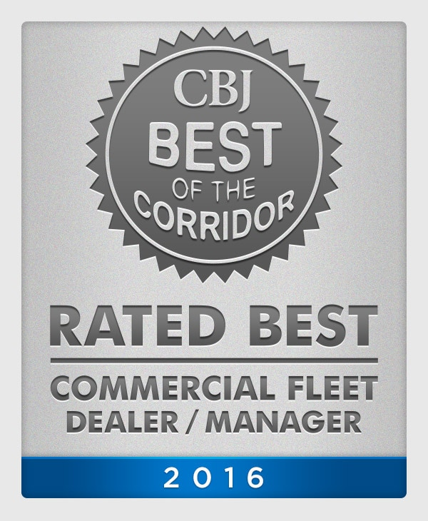 Corridor Business Journal Best Fleet Manager
