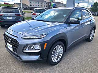 Hyundai Kona Offer