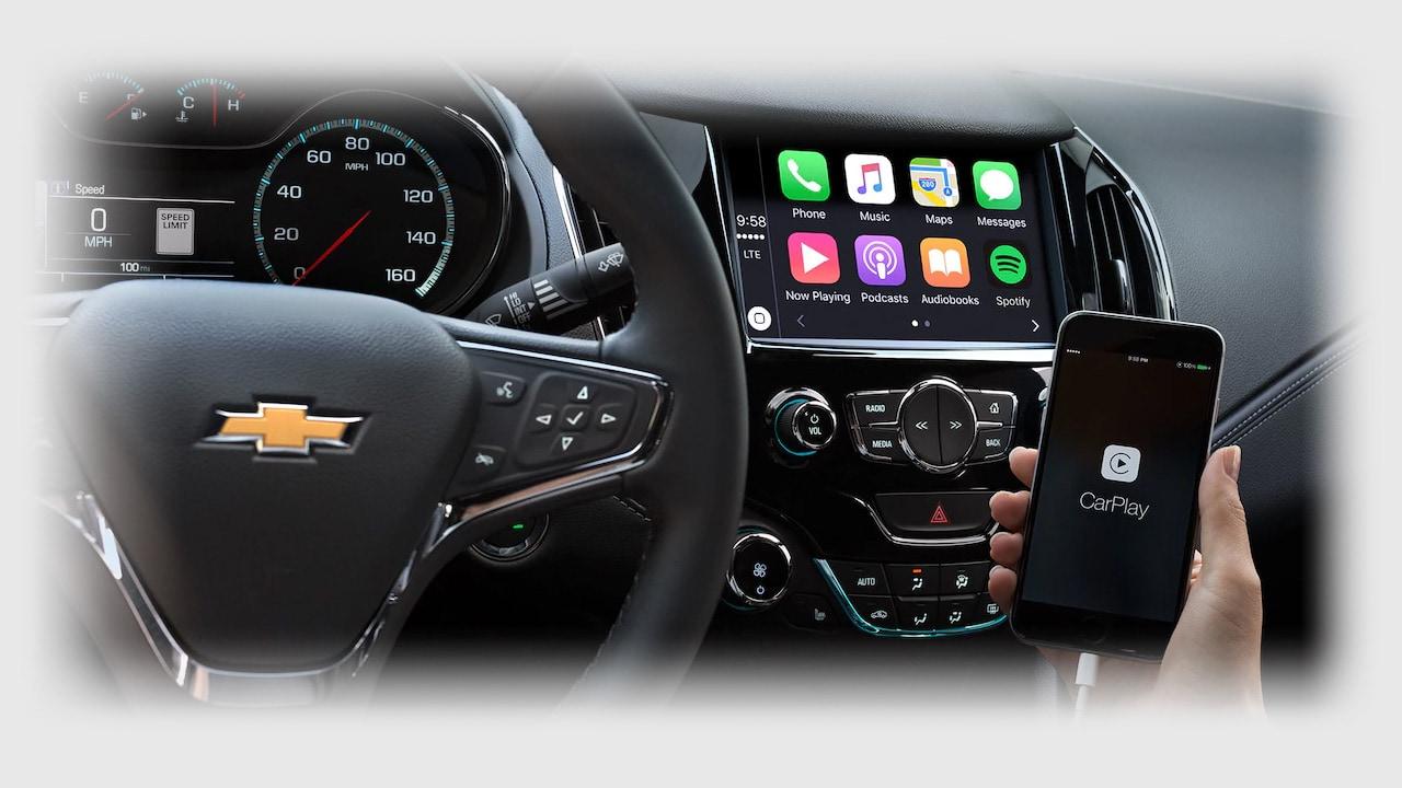 2019 Chevrolet Cruze For Sale in Cedar Rapids IA | McGrath Auto