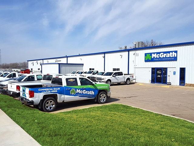 McGrath Fleet & Commercial Facility
