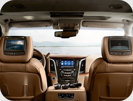 Cadillac Escalade Entertainment System