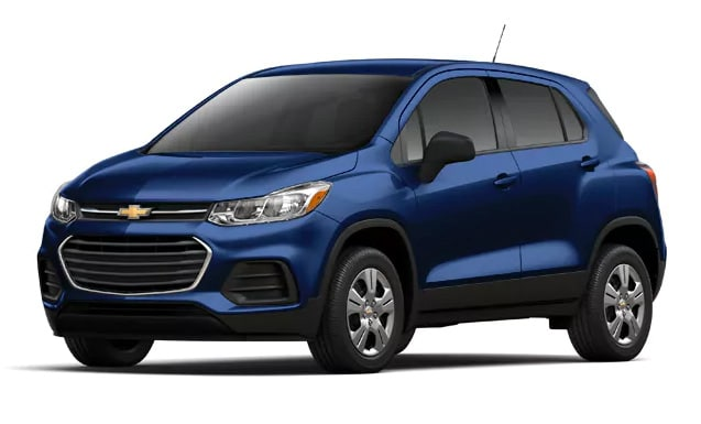 Chevy Trax Exterior