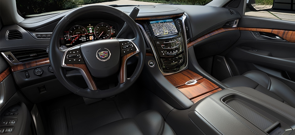 2016 Cadillac Escalade Technology