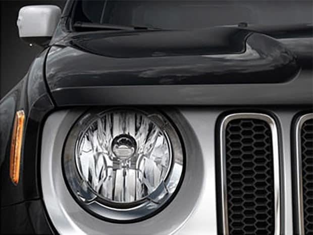 Jeep Renegade Latitude front light