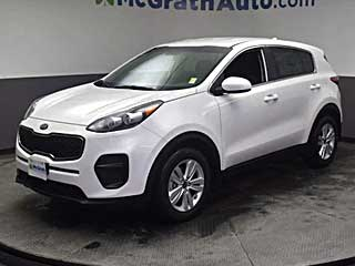 Kia Sportage Offer
