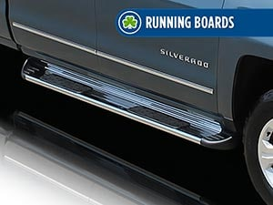 Truck Running Boards Cedar Rapids