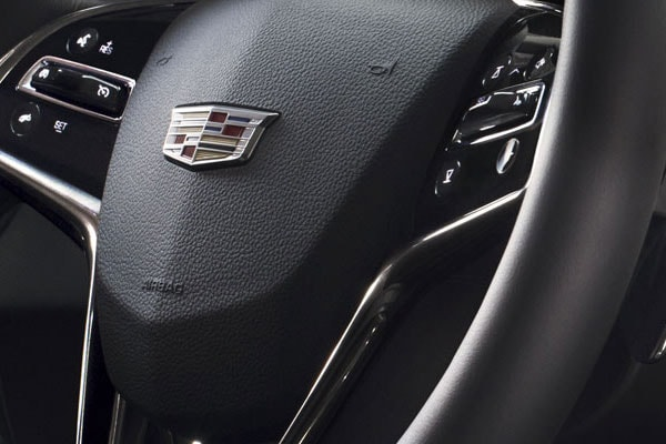 Cadillac ATS Interior seating