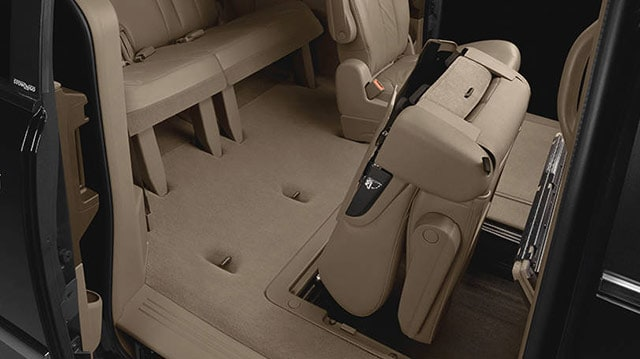 Town & Country Folding seats