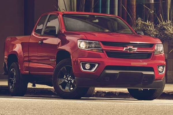 Used Chevy Colorado Shoreline