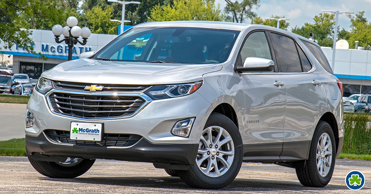 2019 Chevy Equinox for sale in Cedar Rapids Iowa