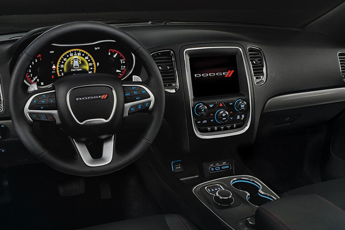 Dodge Durango Safety features