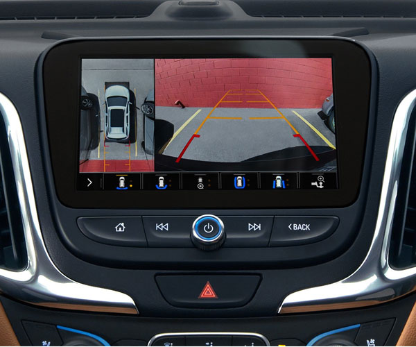 2019 Chevy Equinox Front Interior