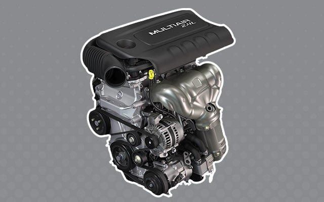 2016 Jeep Cherokee Standard Engine