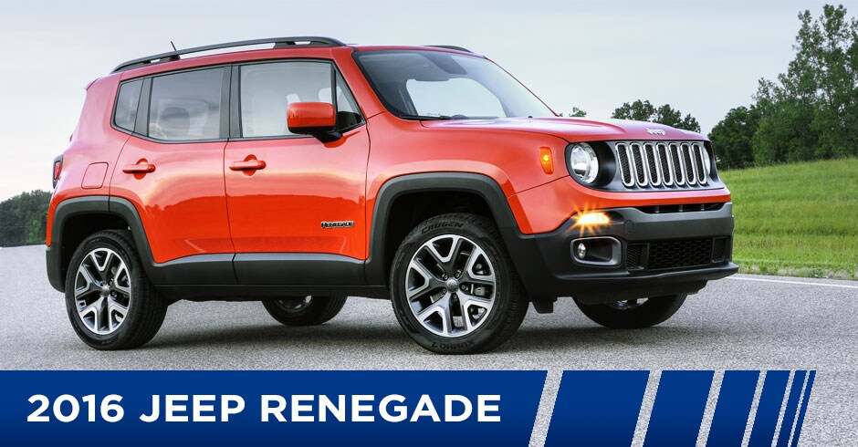 2016 Jeep Renegade for sale in Cedar Rapids Iowa