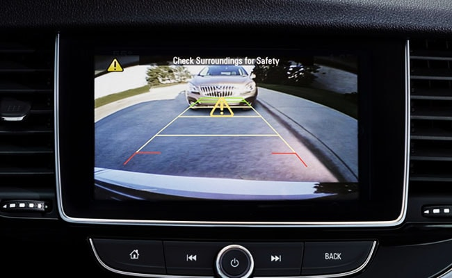 2019 Buick Encore Safety Features