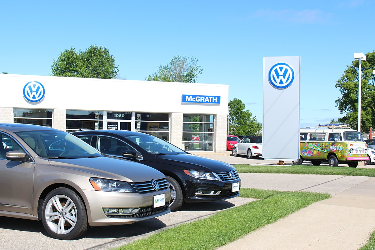 McGrath Volkswagen of Hiawatha Car Dealer