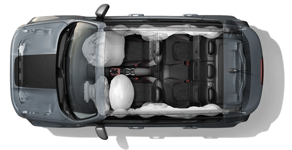 Jeep Renegade Saftey Features