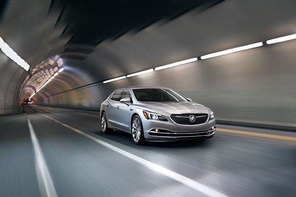Buick LaCrosse Safety features